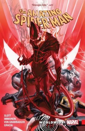 AMAZING SPIDER-MAN WORLDWIDE VOLUME 9 GRAPHIC NOVEL