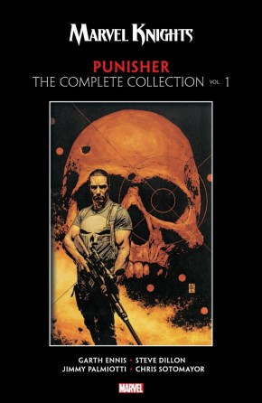 MARVEL KNIGHTS PUNISHER BY GARTH ENNIS THE COMPLETE COLLECTION VOLUME 1 GRAPHIC NOVEL