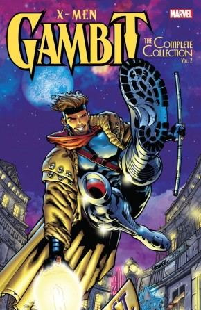 X-MEN GAMBIT THE COMPLETE COLLECTION VOLUME 2 GRAPHIC NOVEL