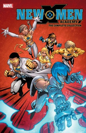 NEW X-MEN ACADEMY X THE COMPLETE COLLECTION GRAPHIC NOVEL