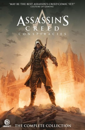 ASSASSINS CREED CONSPIRACIES GRAPHIC NOVEL