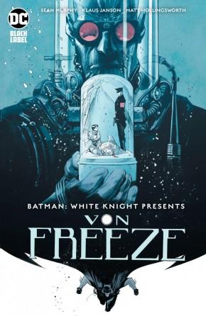 BATMAN WHITE KNIGHT PRESENTS VON FREEZE #1