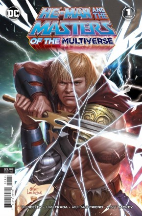 HE MAN AND THE MASTERS OF THE MULTIVERSE #1 (2019 SERIES)