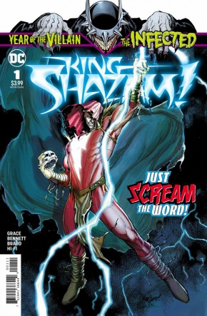 INFECTED KING SHAZAM #1