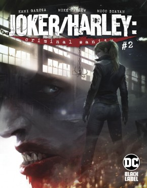 JOKER HARLEY CRIMINAL SANITY #2