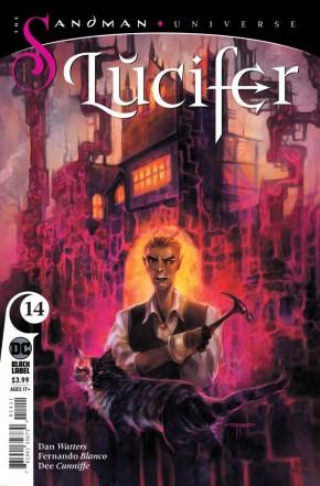 LUCIFER #14 (2018 SERIES)