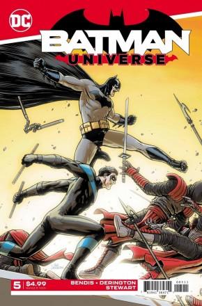BATMAN UNIVERSE #5 (2019 SERIES)