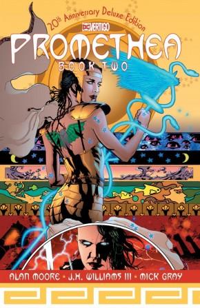 PROMETHEA 20TH ANNIVERSARY DELUXE EDITION VOLUME 2 HARDCOVER