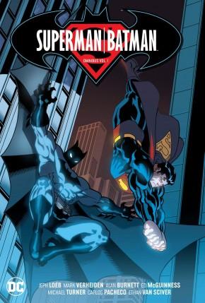 SUPERMAN BATMAN OMNIBUS VOLUME 1 HARDCOVER