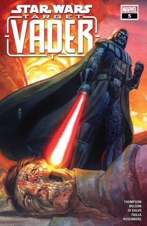 STAR WARS TARGET VADER #5