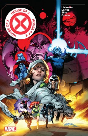 HOUSE OF X POWERS OF X HARDCOVER