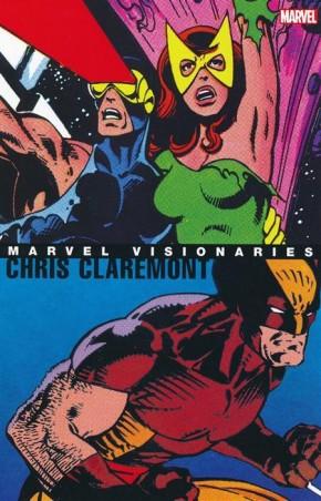 MARVEL VISIONARIES CHRIS CLAREMONT GRAPHIC NOVEL