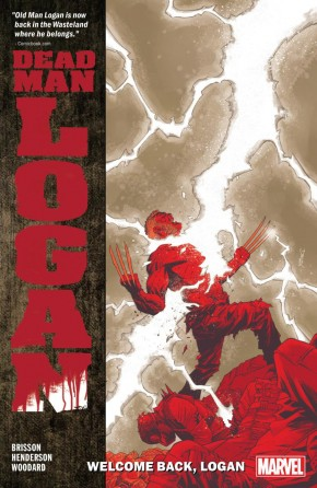 DEAD MAN LOGAN VOLUME 2 WELCOME BACK LOGAN GRAPHIC NOVEL