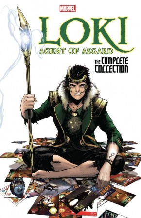 LOKI AGENT OF ASGARD THE COMPLETE COLLECTION GRAPHIC NOVEL