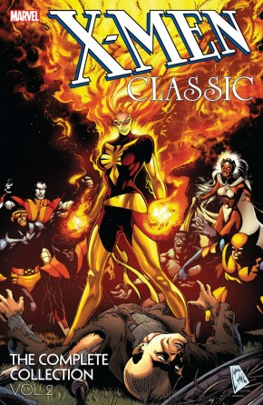 X-MEN CLASSIC THE COMPLETE COLLECTION VOLUME 2 GRAPHIC NOVEL