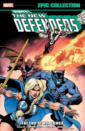 DEFENDERS EPIC COLLECTION THE END OF ALL SONGS GRAPHIC NOVEL