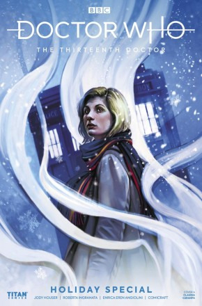 DOCTOR WHO 13TH DOCTOR HOLIDAY SPECIAL #1