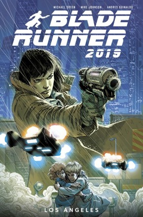 BLADE RUNNER 2019 VOLUME 1 WELCOME TO LOS ANGELES GRAPHIC NOVEL