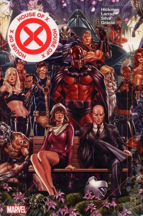 HOUSE OF X POWERS OF X DM VARIANT BROOKS HARDCOVER