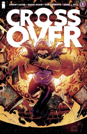 CROSSOVER #1 COVER B