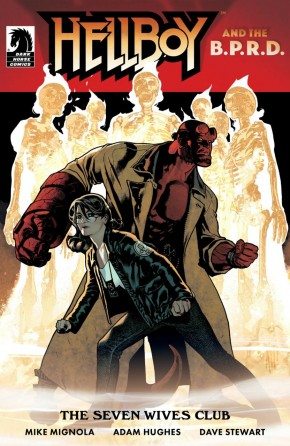 HELLBOY AND THE BPRD THE SEVEN WIVES CLUB