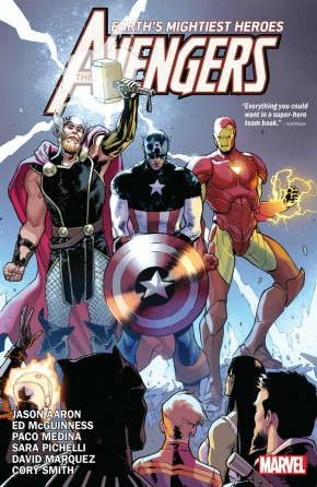 AVENGERS BY JASON AARON VOLUME 1 HARDCOVER
