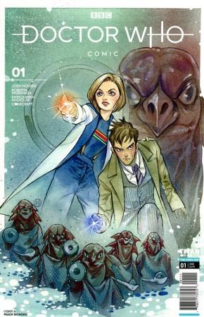 DOCTOR WHO COMICS #1 (2020 SERIES)