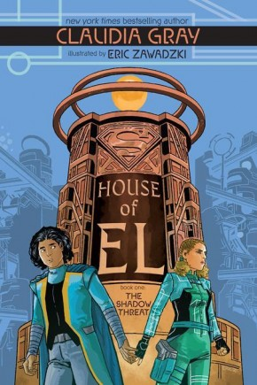 HOUSE OF EL BOOK 1 THE SHADOW THREAT GRAPHIC NOVEL