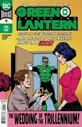 GREEN LANTERN SEASON TWO #9