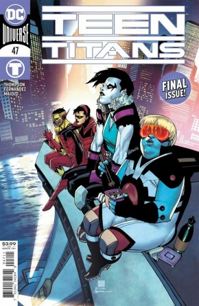 TEEN TITANS #47 (2016 SERIES)