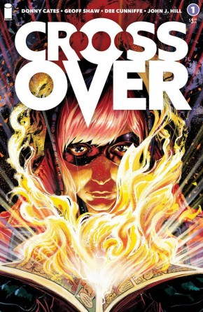 CROSSOVER #1 COVER C