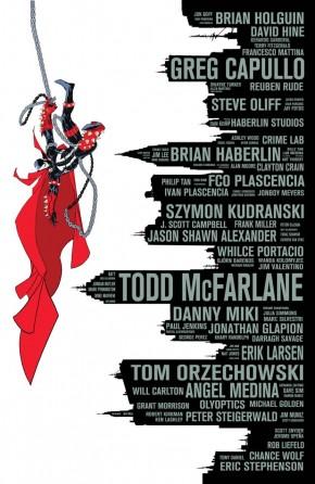 SPAWN #312 COVER D MCFARLANE VIRGIN