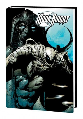 MOON KNIGHT BY HUSTON, BENSON, AND HURWITZ OMNIBUS HARDCOVER MIKE DEODATO DM VARIANT COVER