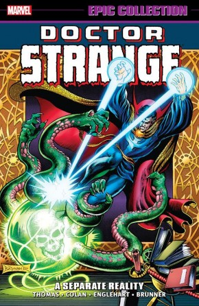DOCTOR STRANGE EPIC COLLECTION A SEPARATE REALITY GRAPHIC NOVEL