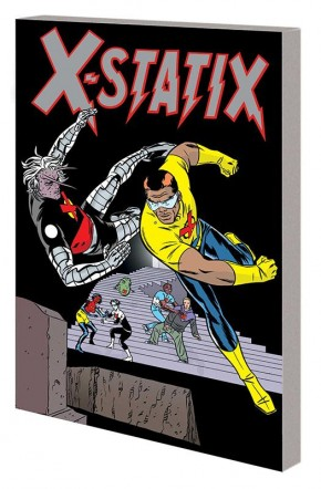 X-STATIX THE COMPLETE COLLECTION VOLUME 2 GRAPHIC NOVEL