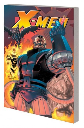 X-MEN BY PETER MILLIGAN BLOOD OF APOCALYPSE GRAPHIC NOVEL