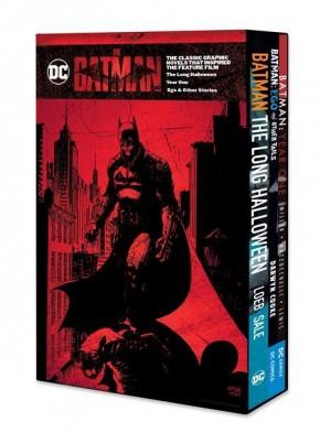 THE BATMAN BOX SET