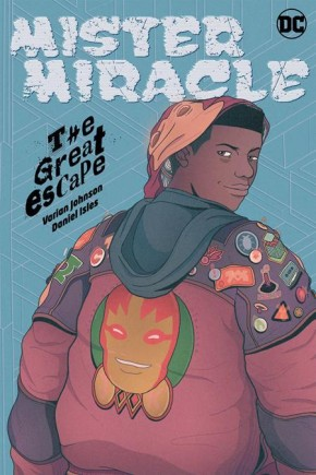 MISTER MIRACLE THE GREAT ESCAPE GRAPHIC NOVEL