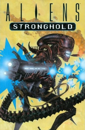 ALIENS STRONGHOLD GRAPHIC NOVEL