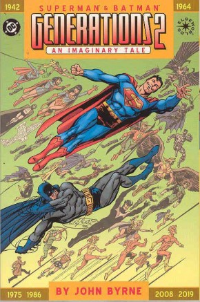SUPERMAN AND BATMAN GENERATIONS II GRAPHIC NOVEL
