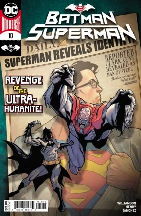 BATMAN SUPERMAN #10 (2019 SERIES)
