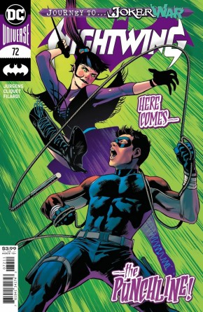 NIGHTWING #72 (2016 SERIES)