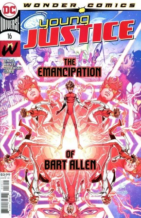 YOUNG JUSTICE #16 (2019 SERIES)