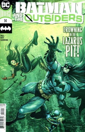 BATMAN AND THE OUTSIDERS #14 (2019 SERIES)