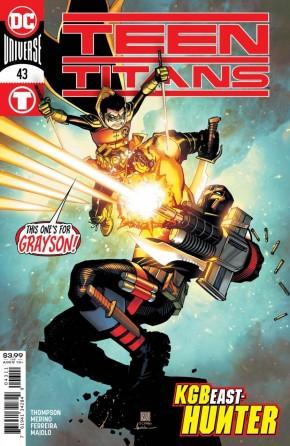 TEEN TITANS #43 (2016 SERIES)