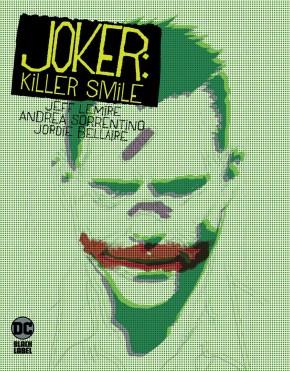 JOKER KILLER SMILE HARDCOVER