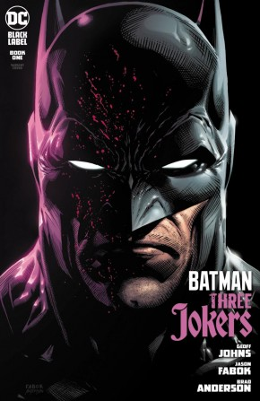 BATMAN THREE JOKERS #1 JASON FABOK BATMAN VARIANT