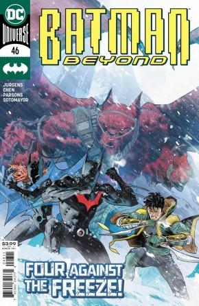 BATMAN BEYOND #46 (2016 SERIES)