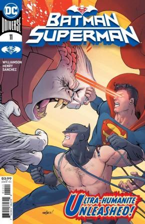 BATMAN SUPERMAN #11 (2019 SERIES)