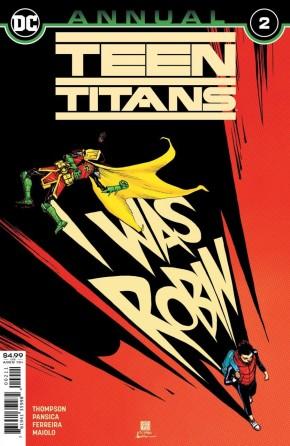 TEEN TITANS ANNUAL #2 (2016 SERIES)
